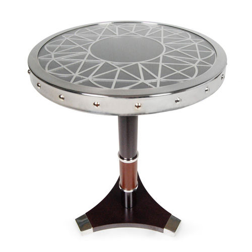 Clunnie SIDE TABLE (THE SAVOY- AMERICA